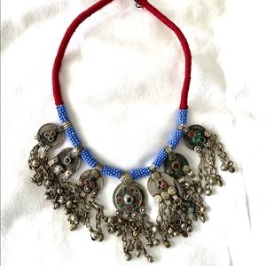 Jewelry - Afghan Tribal Necklace